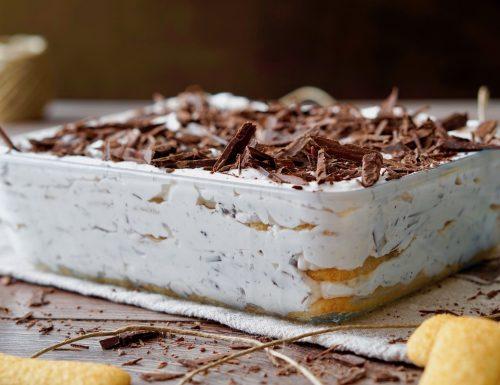 Little Ladyfingers Chocolate Icebox Cake