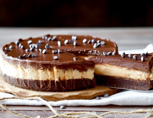 No Bake Sacher Torte