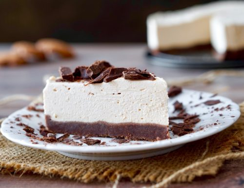 No Bake Peanut Butter Cheesecake