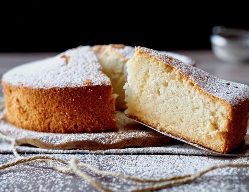Egg White Cake
