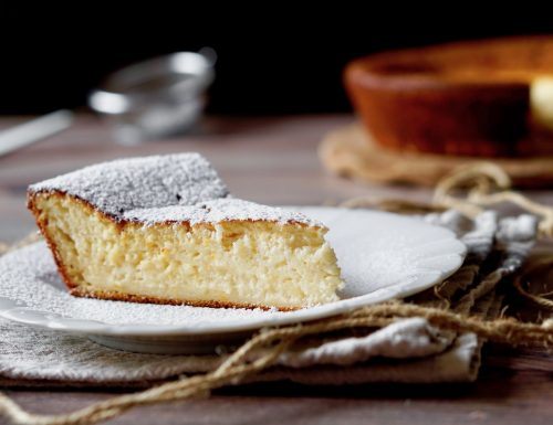 Greek Yogurt Orange Cake