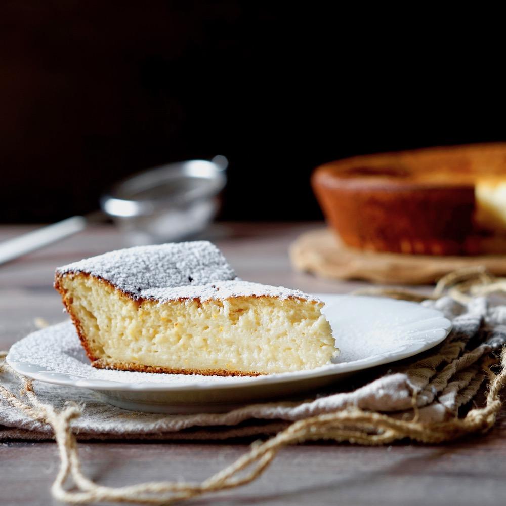 Greek Yogurt Orange Cake